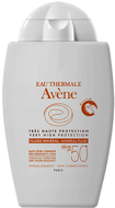 Avene Sun Fluid Mineralny Do Twarzy SPF50+ 40ml