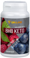 BHB Keto Raspberry+ Blueberry 90caps