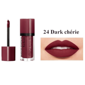 Bourjois Rouge Edition Velvet Matowa Pomadka 24 Dark Cherie