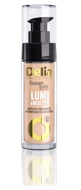 Delia Cosmetics Podkład Luxury Look 30ml Ivory 11