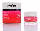 Evree Magic Rose Upiększający Krem Do Twarzy 50ml