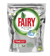 Fairy Platinum All in One Kapsułki do zmywarki 45szt