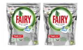 Fairy Platinum All in One Kapsułki do zmywarki 90szt