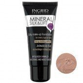 Ingrid cosmetics mineral Silk & Lift Fluid Mineralny nr29 Porcelanowy 30ml