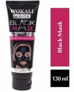 Wokali White Black Mask Czarna maska 130ml