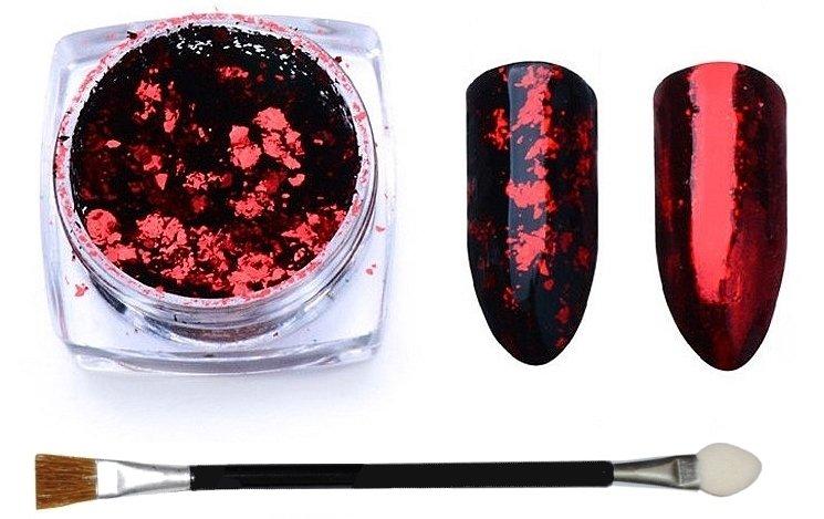 Prisma Efekt Lustra 2 Sposoby Stylizacji Czerwony Czerwony