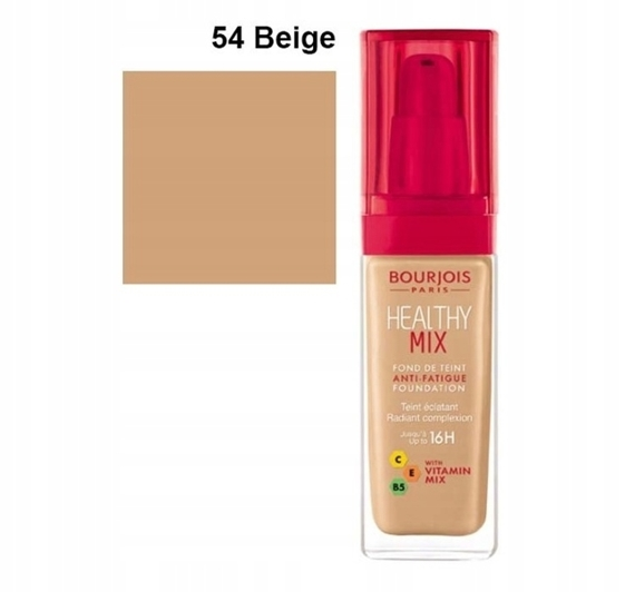 Bourjois healthy mix podkład 54 Beige 30ml