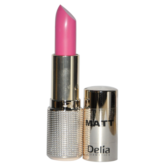 Delia Pomadka matowa Pure Matt 305 Intensive Rose 4g