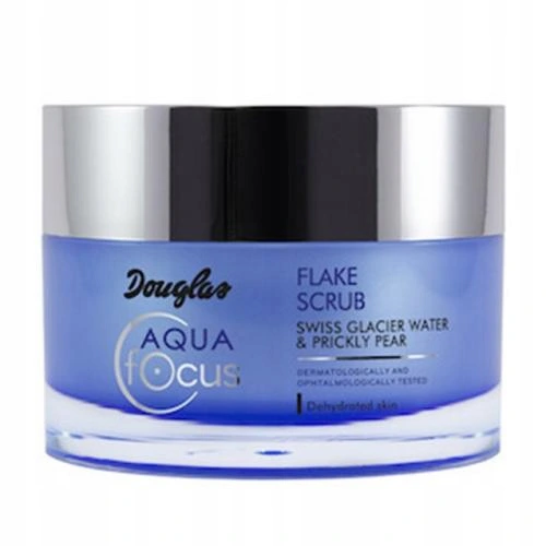 Douglas Peeling do twarzy Aqua Focus Flake Scrub 50ml