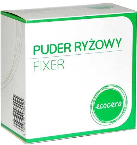 Ecocera Puder Ryżowy Fixer 15g
