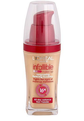 Loreal Infallible 16h 145 Rose Beige 30ml