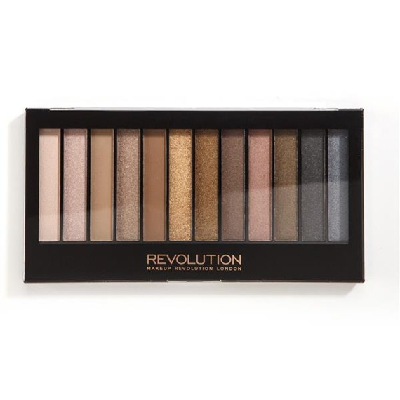 Makeup Revolution Iconic 1 Paleta Cieni do Powiek