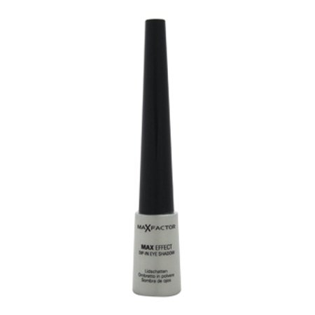 Max Factor Max Effect Dip In Eye Shadow Sypki cień do powiek 5g Silver Lounge 10