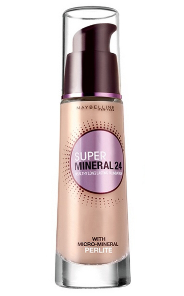 Maybelline Super Mineral 24 Podkłąd do twarzy PO1 25ml