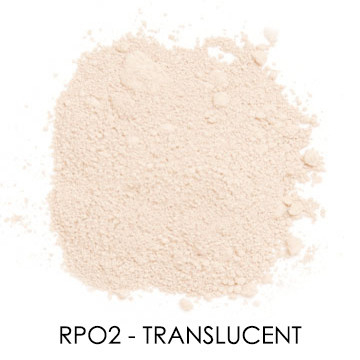 Palladio Rice Powder Puder ryżowy absorbuje sebum RP02 Translucent 17g