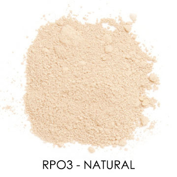 Palladio Rice Powder Puder ryżowy absorbuje sebum RP03 Natural 17g
