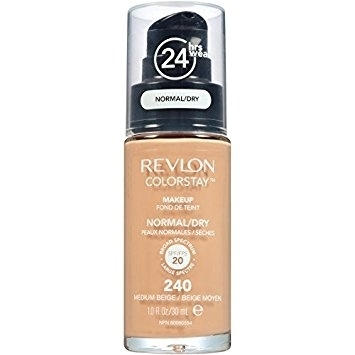 Revlon ColorStay 240 Medium Beige cera normalna i sucha 30ml