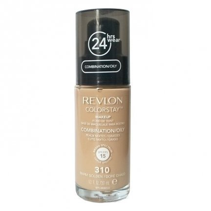 Revlon ColorStay 310 Cera tłusta i mieszana Warm Golden 30ml