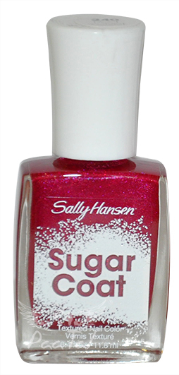 Sally Hansen Sugar Shimmer 240 Red Velvet 18ml