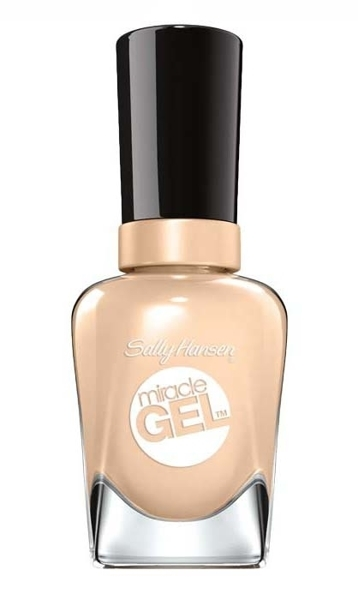 Sally Hansen lakier Miracle Gel Bare Dare 120 14,7ml