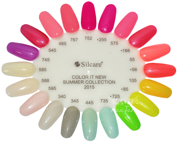 Silcare Color It Base baza i top 2w1  8g