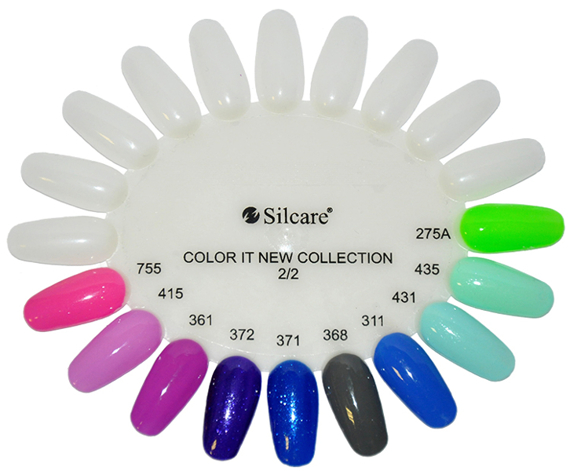Silcare Color It Lakier Hybrydowy Kolor 230A 8g