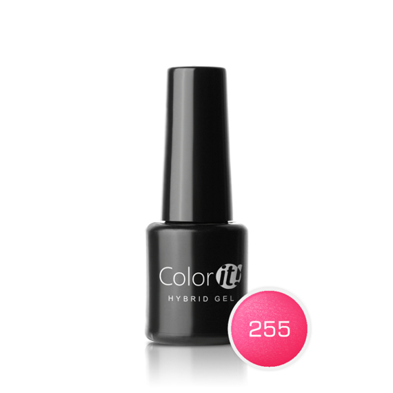 Silcare Color It Lakier Hybrydowy Kolor 255 8g