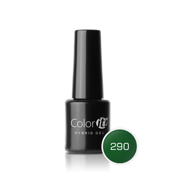 Silcare Color It Lakier Hybrydowy Kolor 290 8g