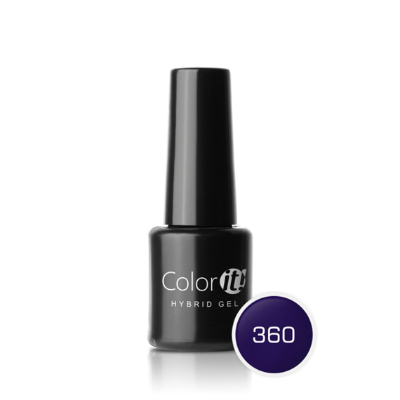Silcare Color It Lakier Hybrydowy Kolor 360 8g
