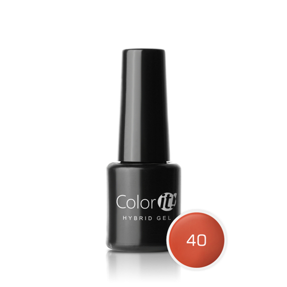 Silcare Color It Lakier Hybrydowy Kolor 40 8g