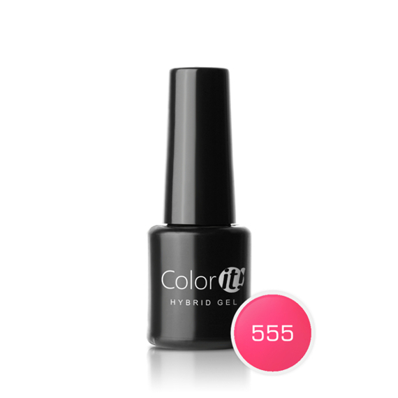 Silcare Color It Lakier Hybrydowy Kolor 555 8g