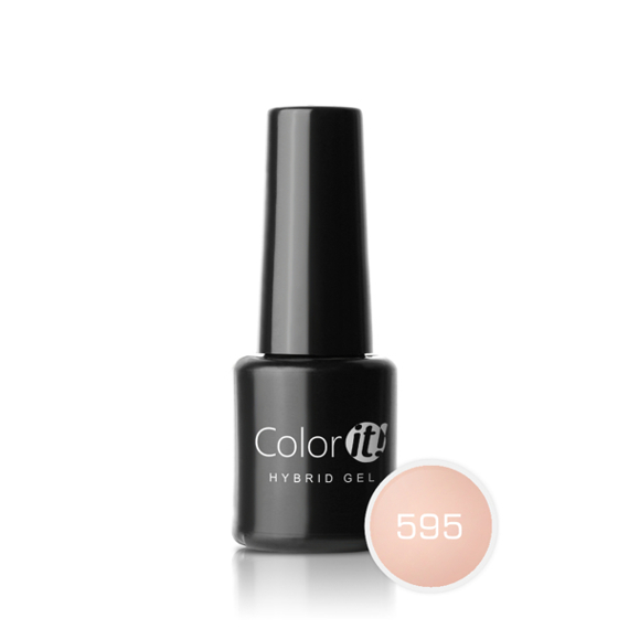 Silcare Color It Lakier Hybrydowy Kolor 595 8g