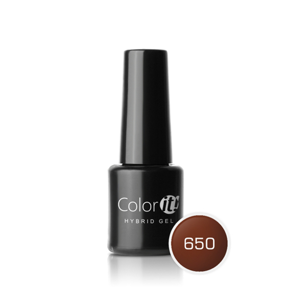 Silcare Color It Lakier Hybrydowy Kolor 650 8g