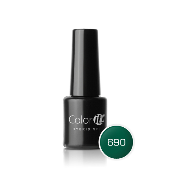 Silcare Color It Lakier Hybrydowy Kolor 690 8g