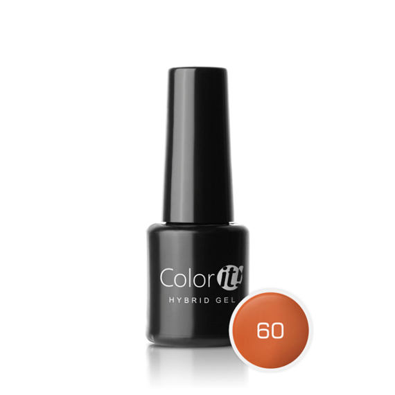 Silcare Color It lakier hybrydowy kolor 60 8g