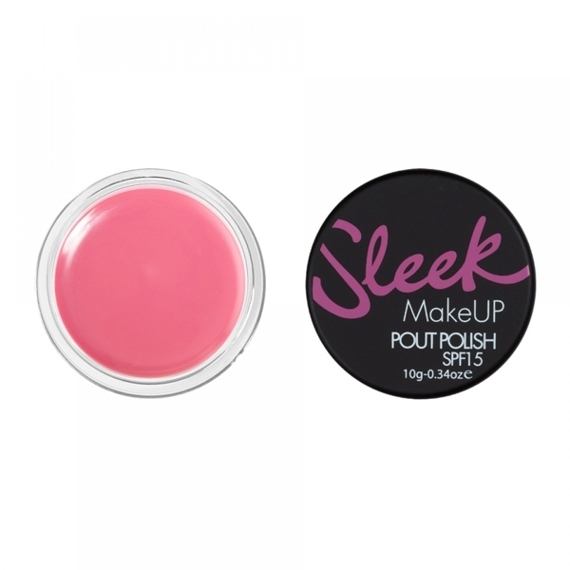 Sleek Pout Polish 942 powder pink balsam do ust 10g