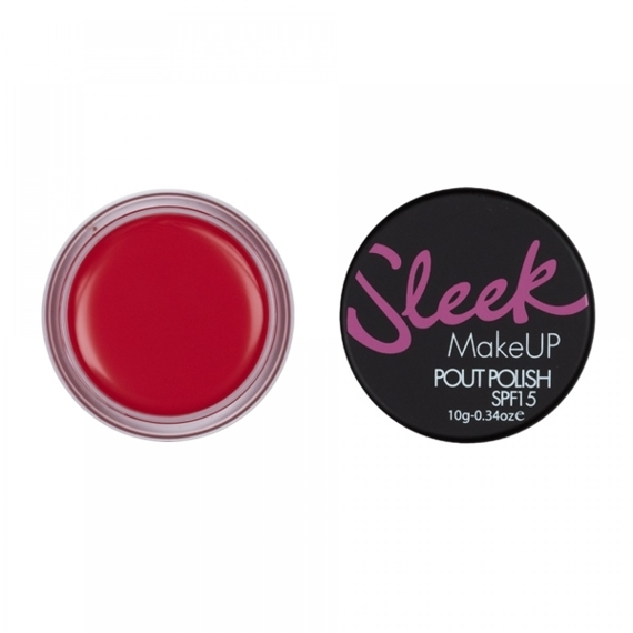 Sleek pout polish 947 pink cadillac balsam do ust 10g
