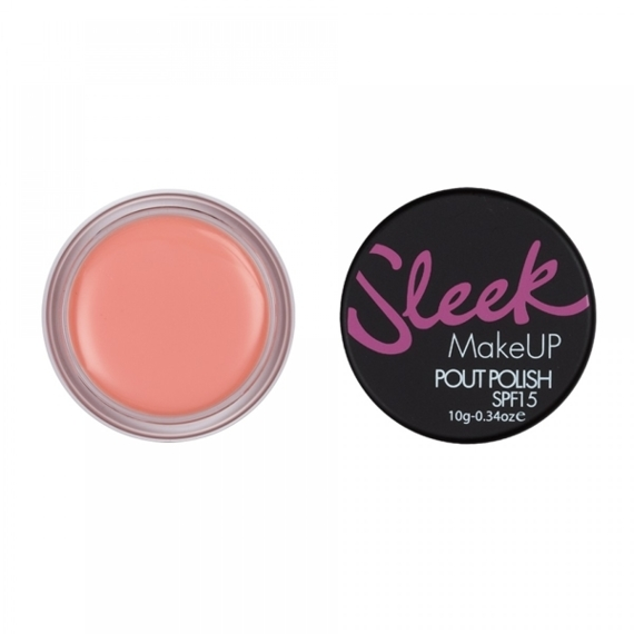 Sleek pout polish peach perfection 964 balsam do ust 10g
