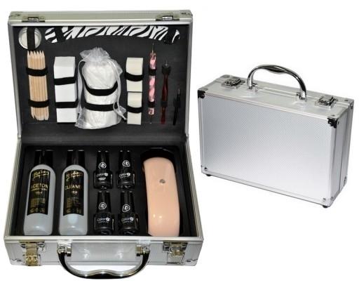 4b0c769e03208 Zestaw kosmetyków do manicure Kuferek walizka V2 | Manicure i ...